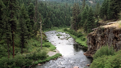North Fork John Day River