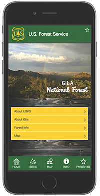 Image of Gila Phone Application