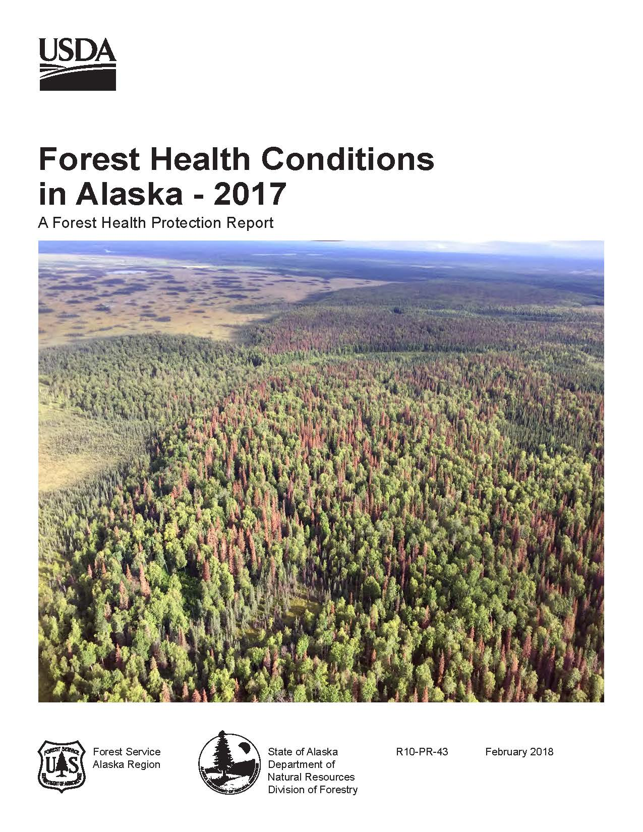 Cover image for FY17 report
