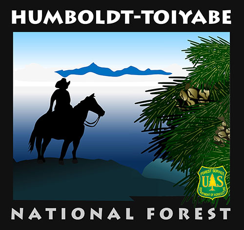 Humboldt-Toiyabe National Forest Logo