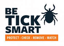 Be Tick Smart  Protect Check Remove Watch