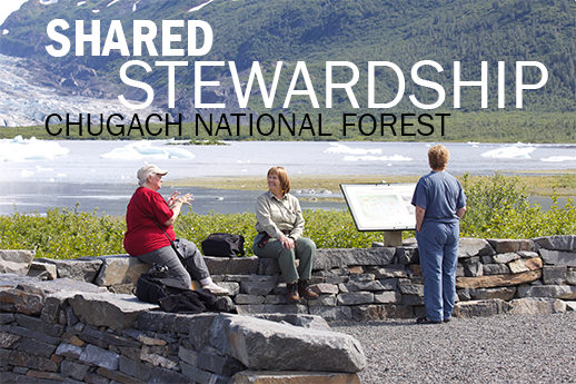 The Intro image has text that reads: Shared Stewardship.