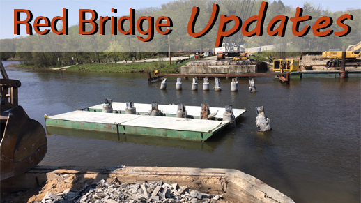 Red Bridge reconstruction updates