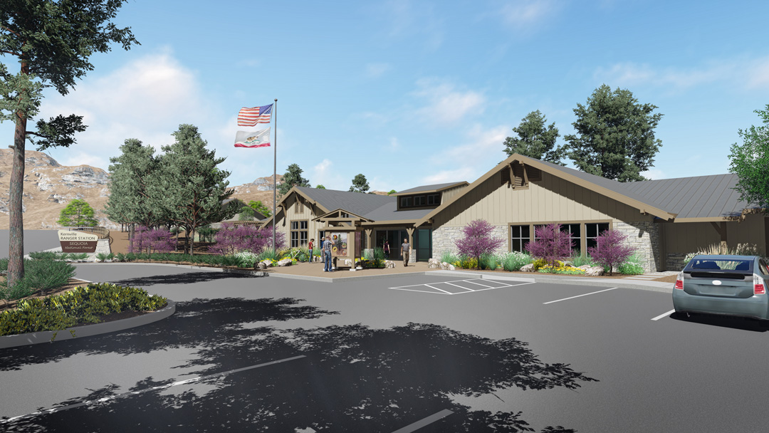 2018 Kern River Ranger Station