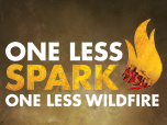 One Less Spark—One Less Wildfire