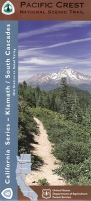 Image of PCT Map #6 cover