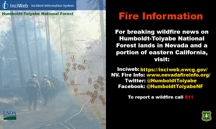 Wildland Fire Information