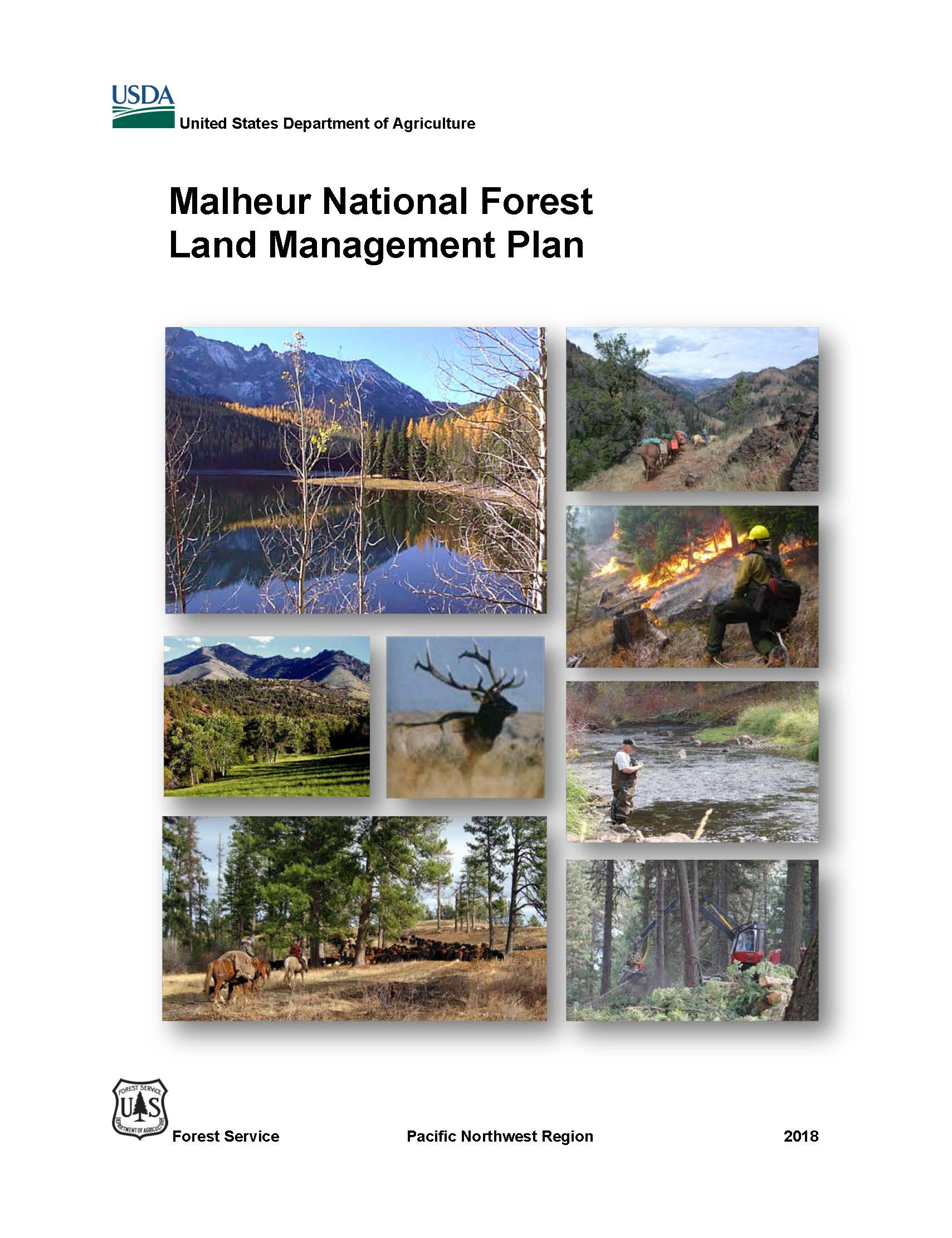 38974f7141d Malheur National Forest Land Management Plan