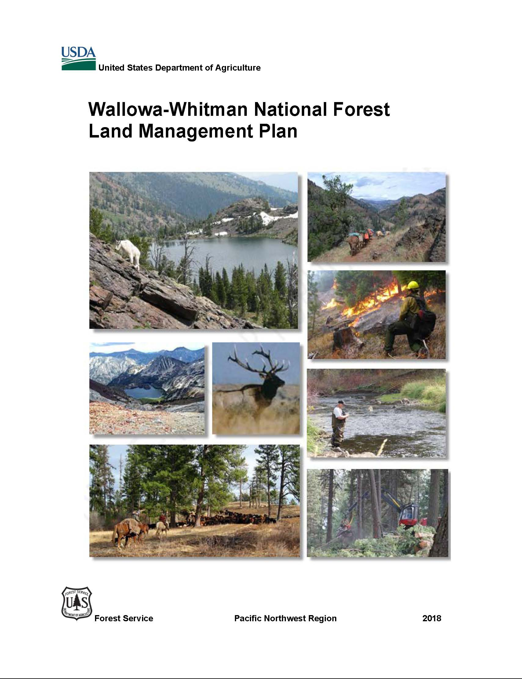 Wallowa-Whitman LMP Cover Art