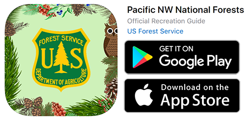 Icon for Pacific NW National Forests Recreation App