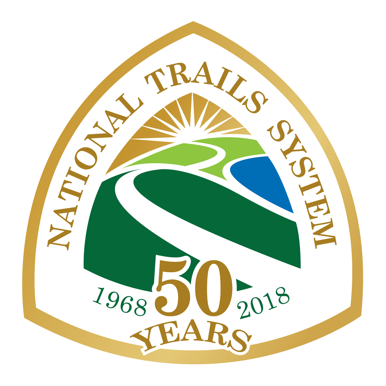 National Trails 50th