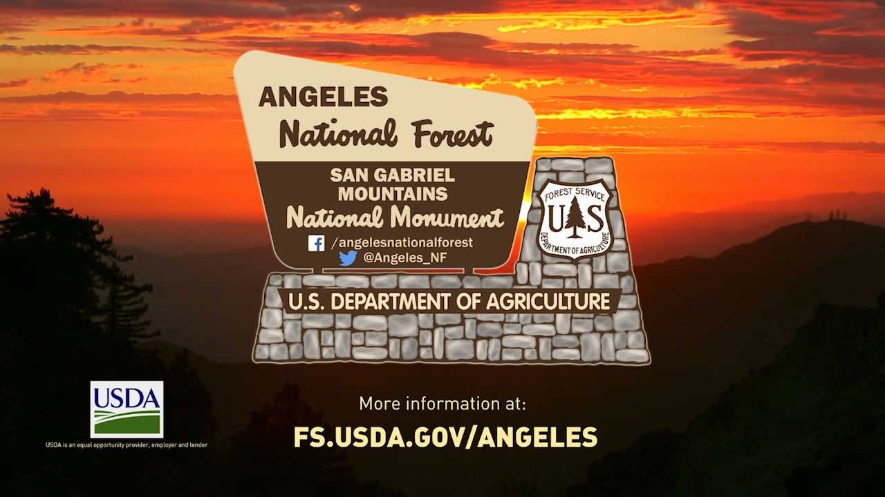 Angeles National Forest - Home
