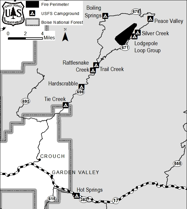 Boise National Forest News Events