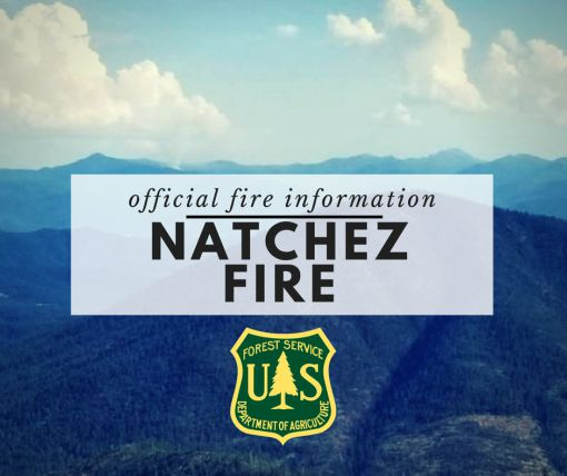 Natchez Fire Information Button