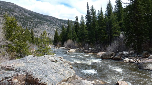 Upper Cache la Poudre Wild and Scenic River