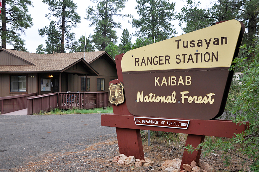 Tusayan Ranger District office