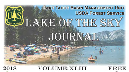 Lake of the Sky Journal