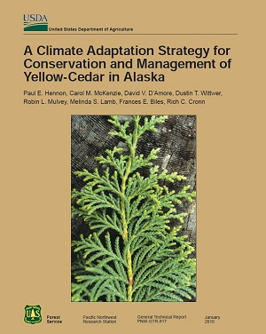 Climate Adaptation Strategy for Conservationand Management of Yellow-Cedar in Alaska