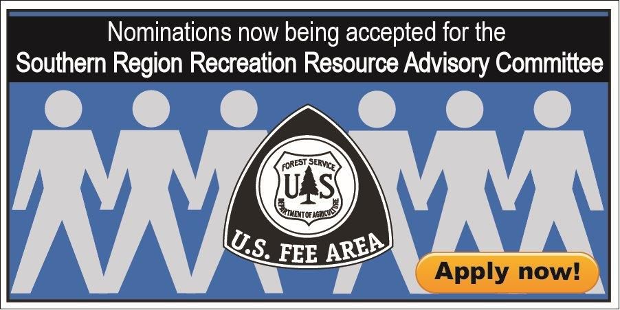 Southern Region Recretion Advisory Committee Logog