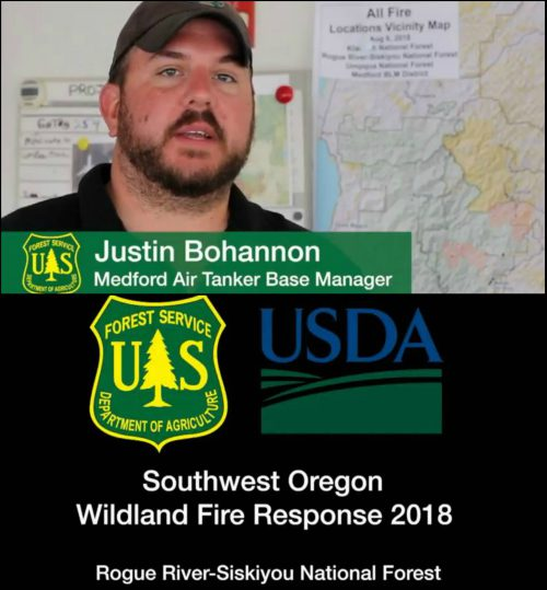 SW OR Wildland Fire Response 2018 button