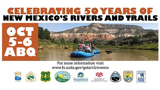 Celebrating 50 Years of New Mexico's Rivers and Trails
