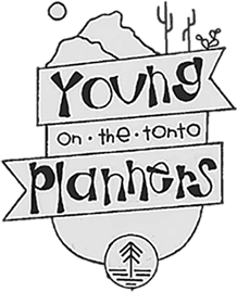 Young Planners on the tonto logo
