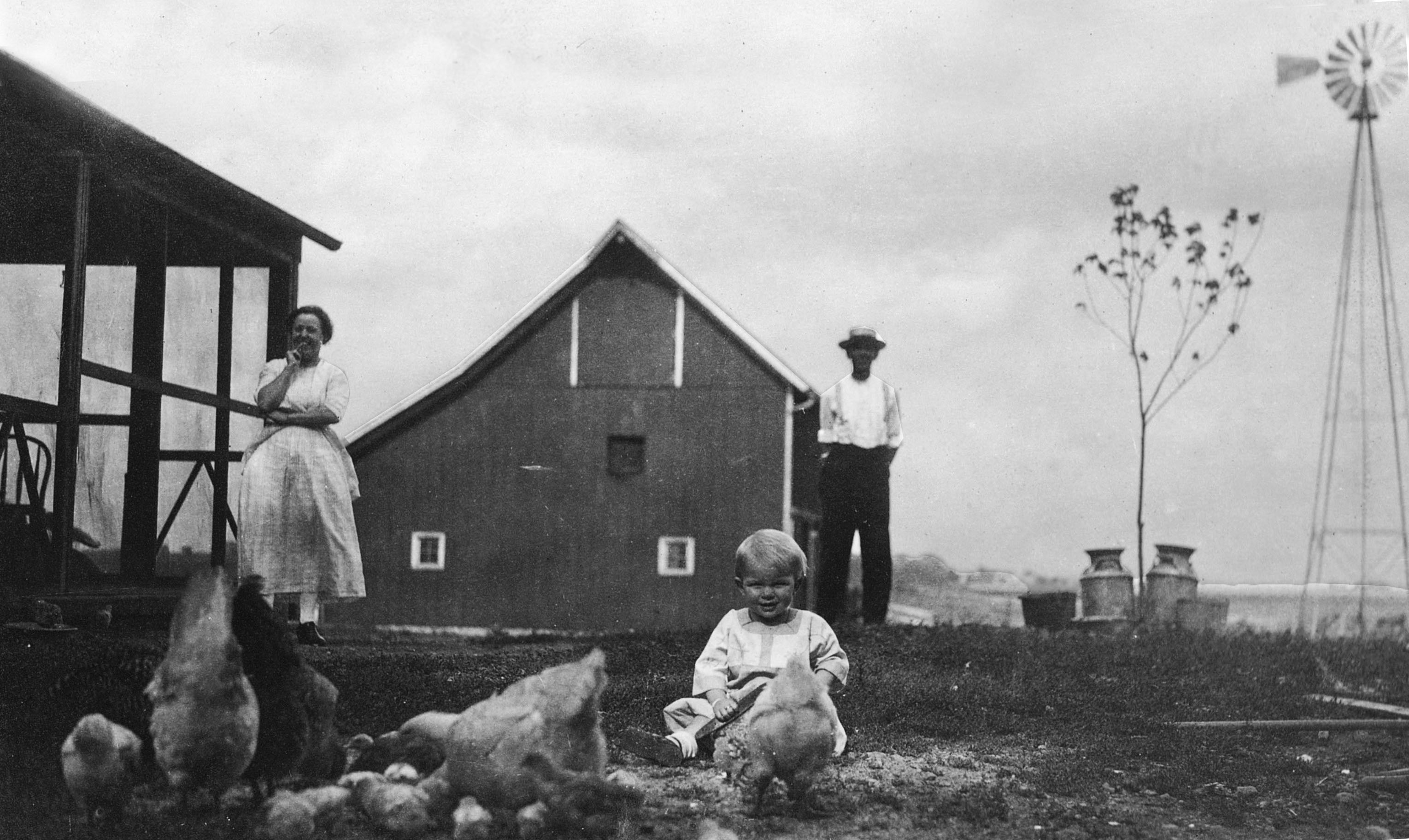 Spotlight: Honoring Historic Farmsteads