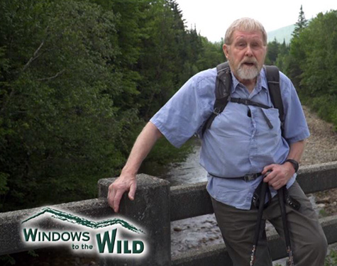 Windows to the Wild host Willem Lange introduces episode for White Mountain National Forest