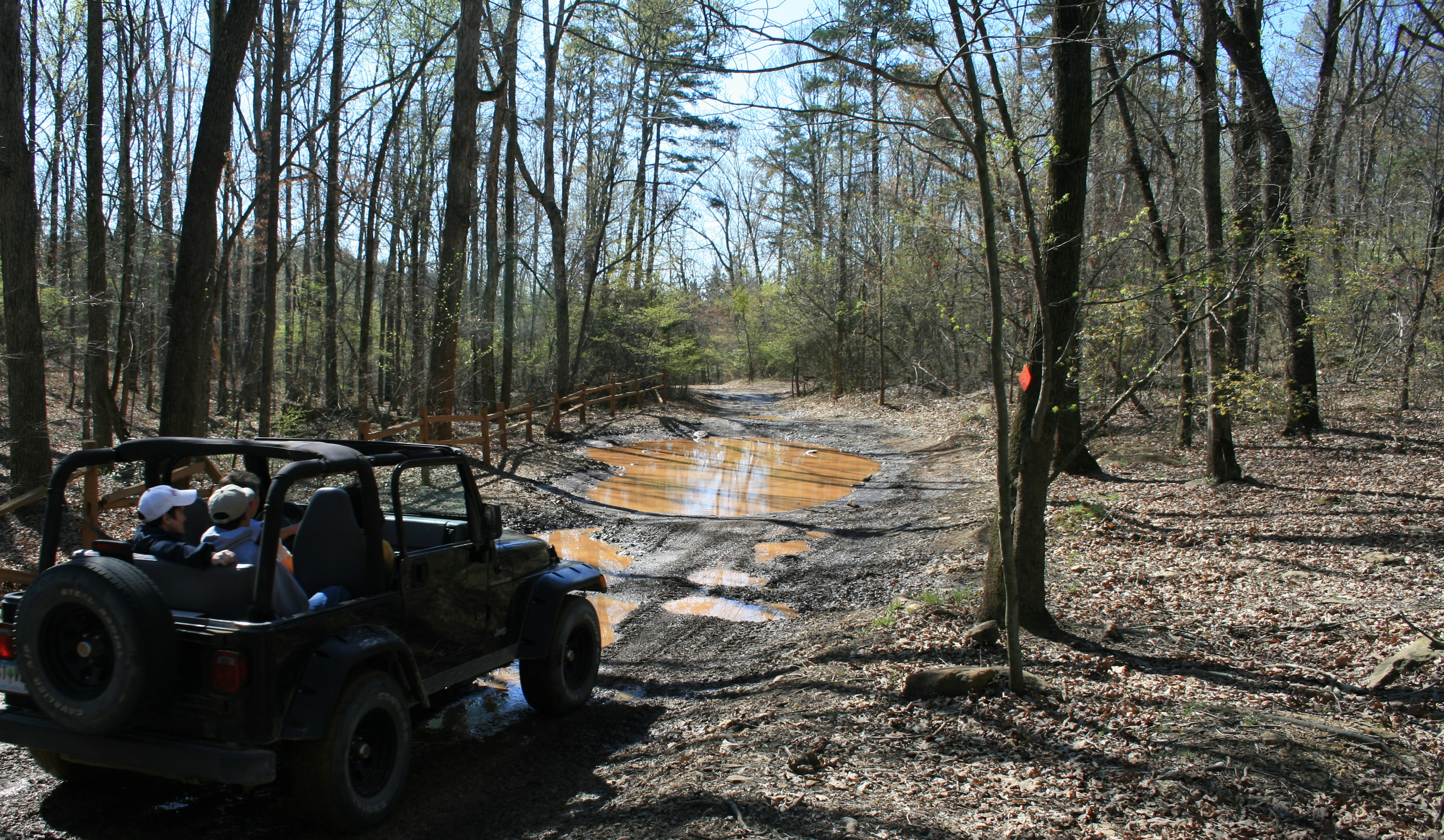 JEEP - OHV TRAIL