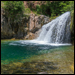 Thumbnail image of Fossil Creek waterfall