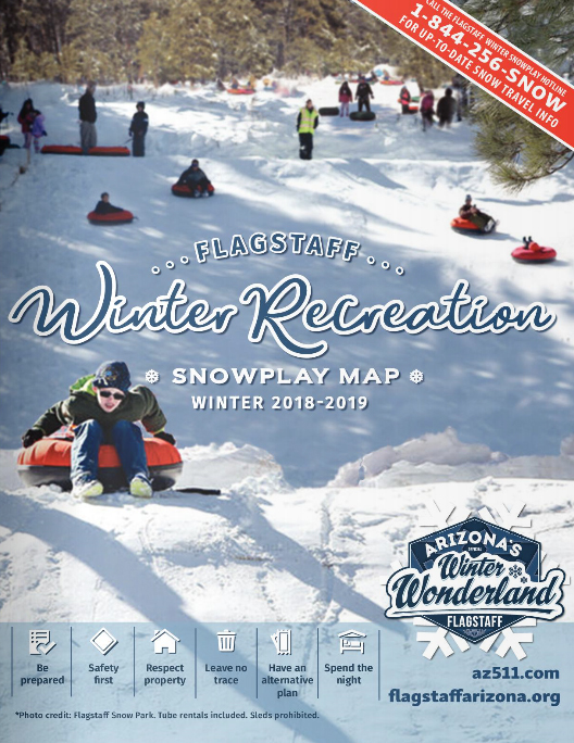 Flagstaff Winter Snowplay Information