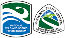 National Rivers & Trails Systems Maps