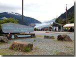 Mendenhall Glacier Visitor Center, Tongass National Forest.