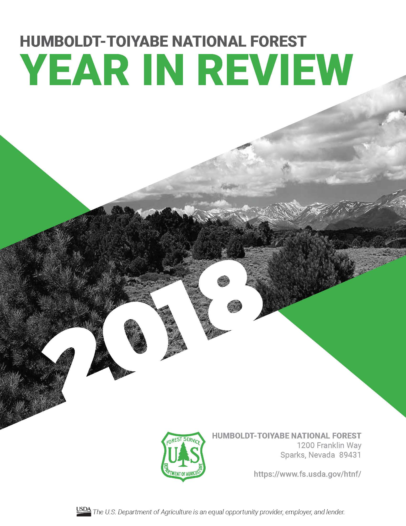 2018 Year End Review Report