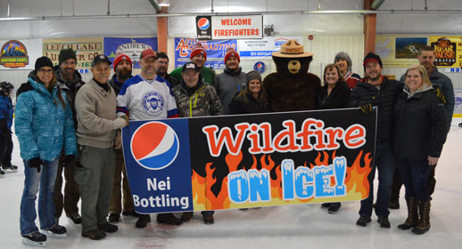 Wildland On Ice 2019 committee and volunteers