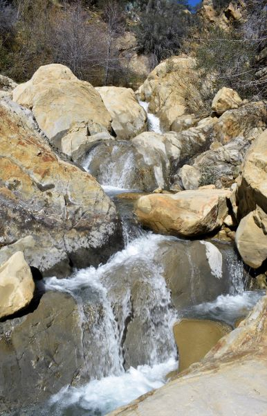 Pools on Potrero John Trail 3/17/2019