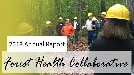 Forest Health Collaborative 2018 Annual Report