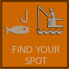 Find a place to go fishing