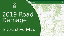 2019 Road Damage Interactive Map