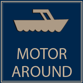 Find a place to motor around