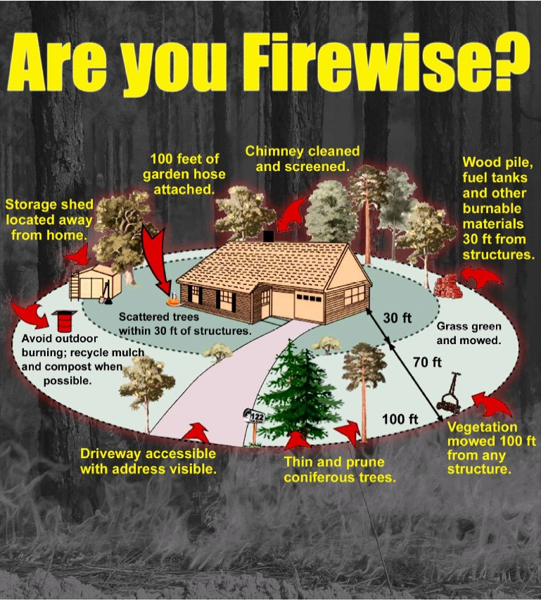 Firewise Graphic