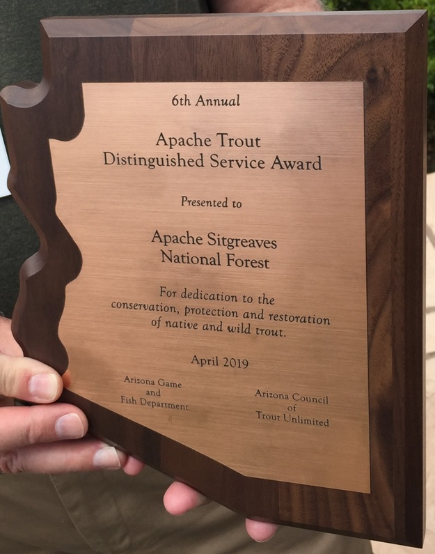 Gila Trout Award