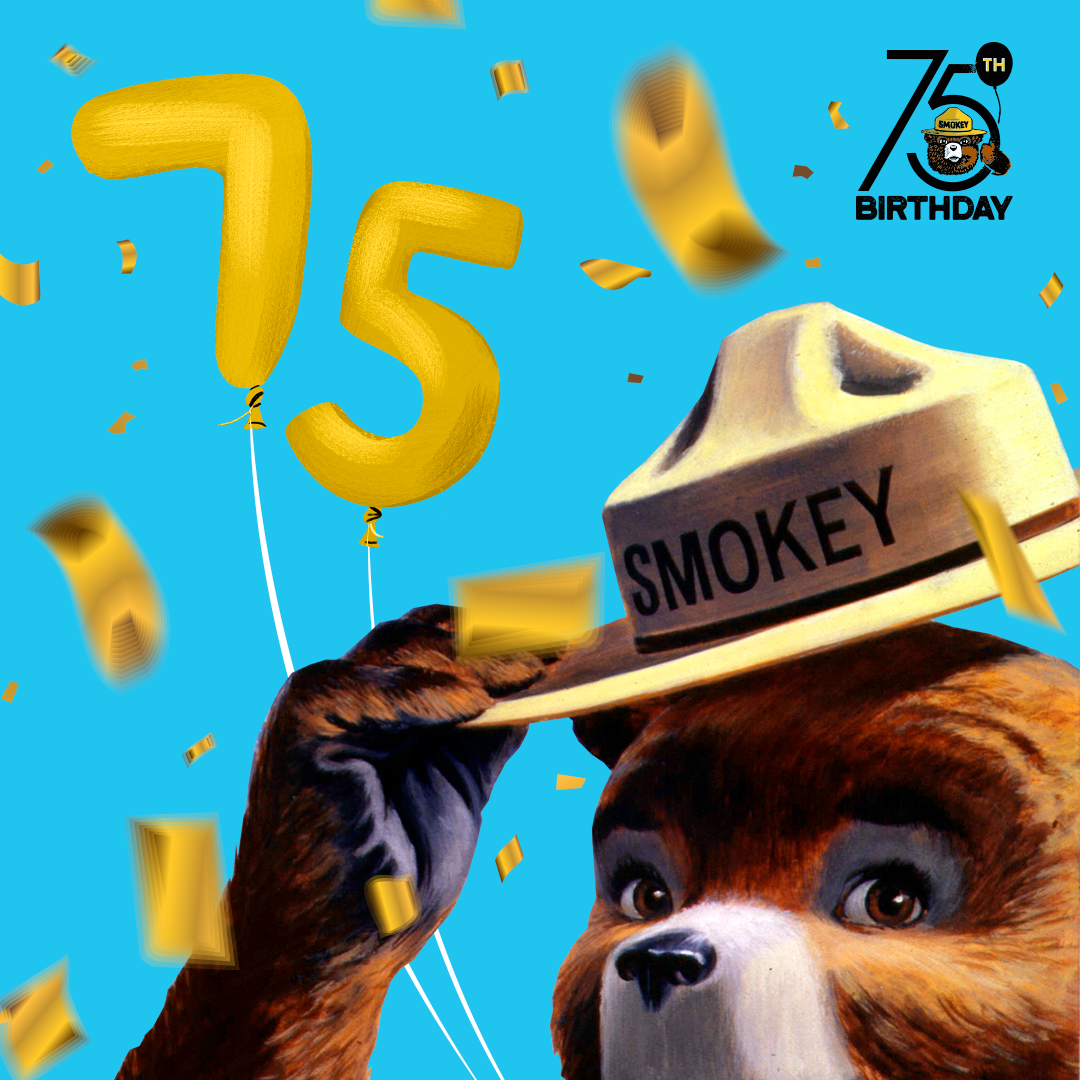 Smokey 75th Birthday