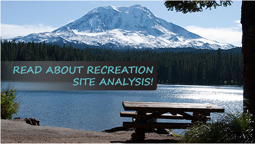 Recreation Site Analysis on the forest