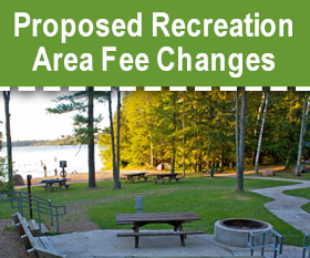 Learn more about recreation fee increase proposal.
