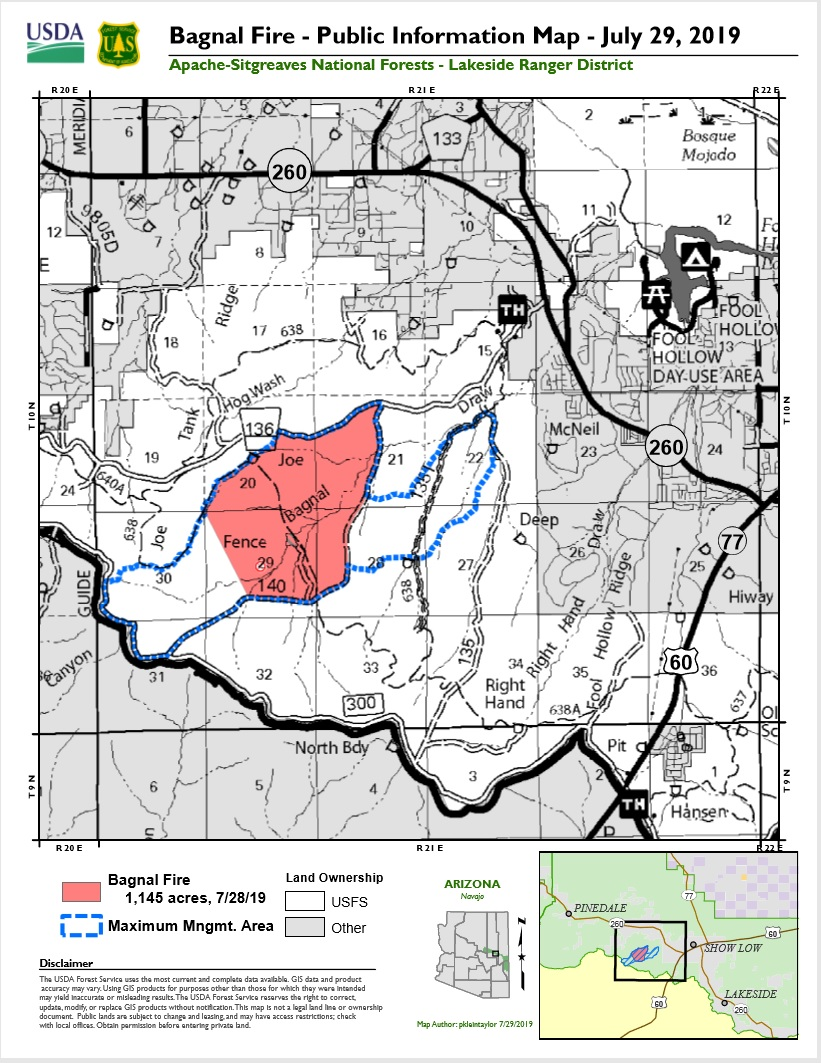 Apache-Sitgreaves National Forests - News & Events