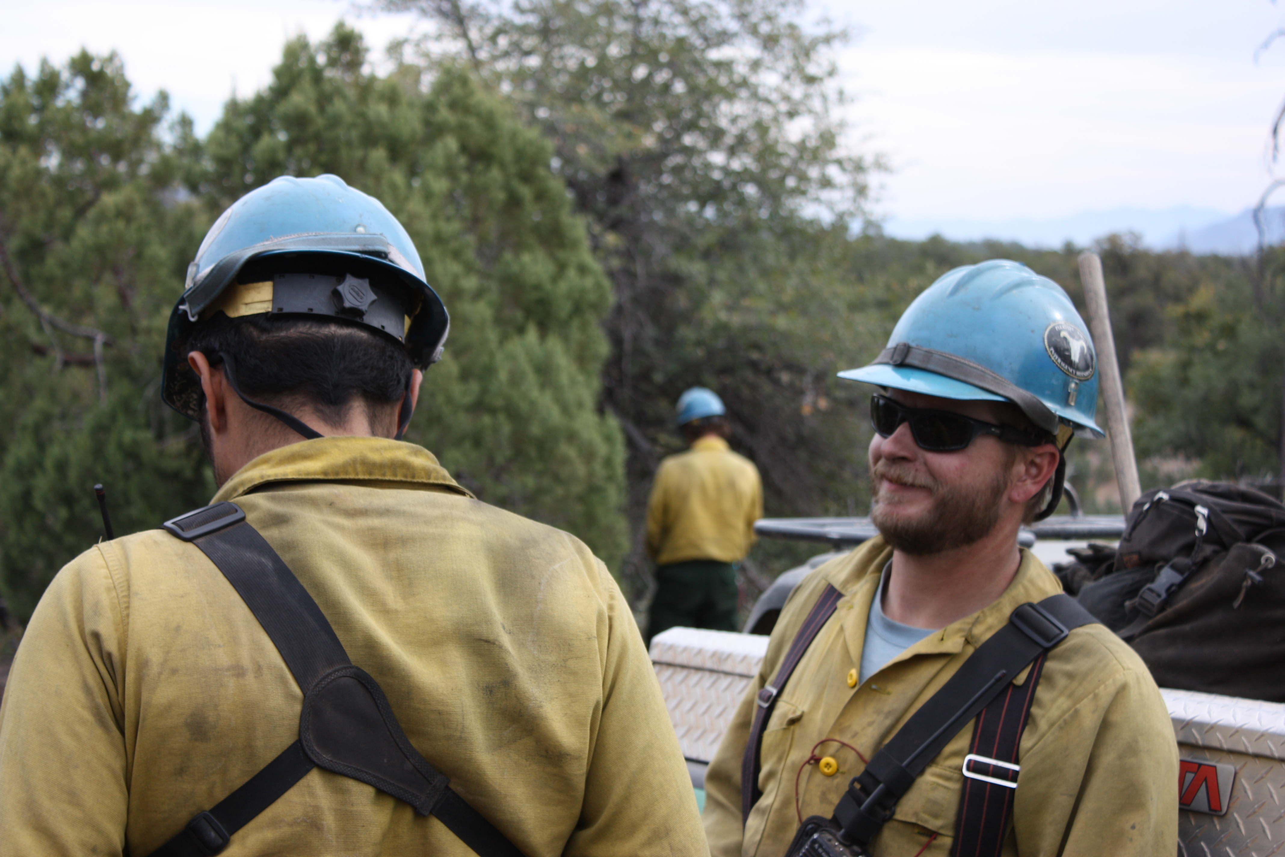 US Forest Service Fire Fighters - Mens-2