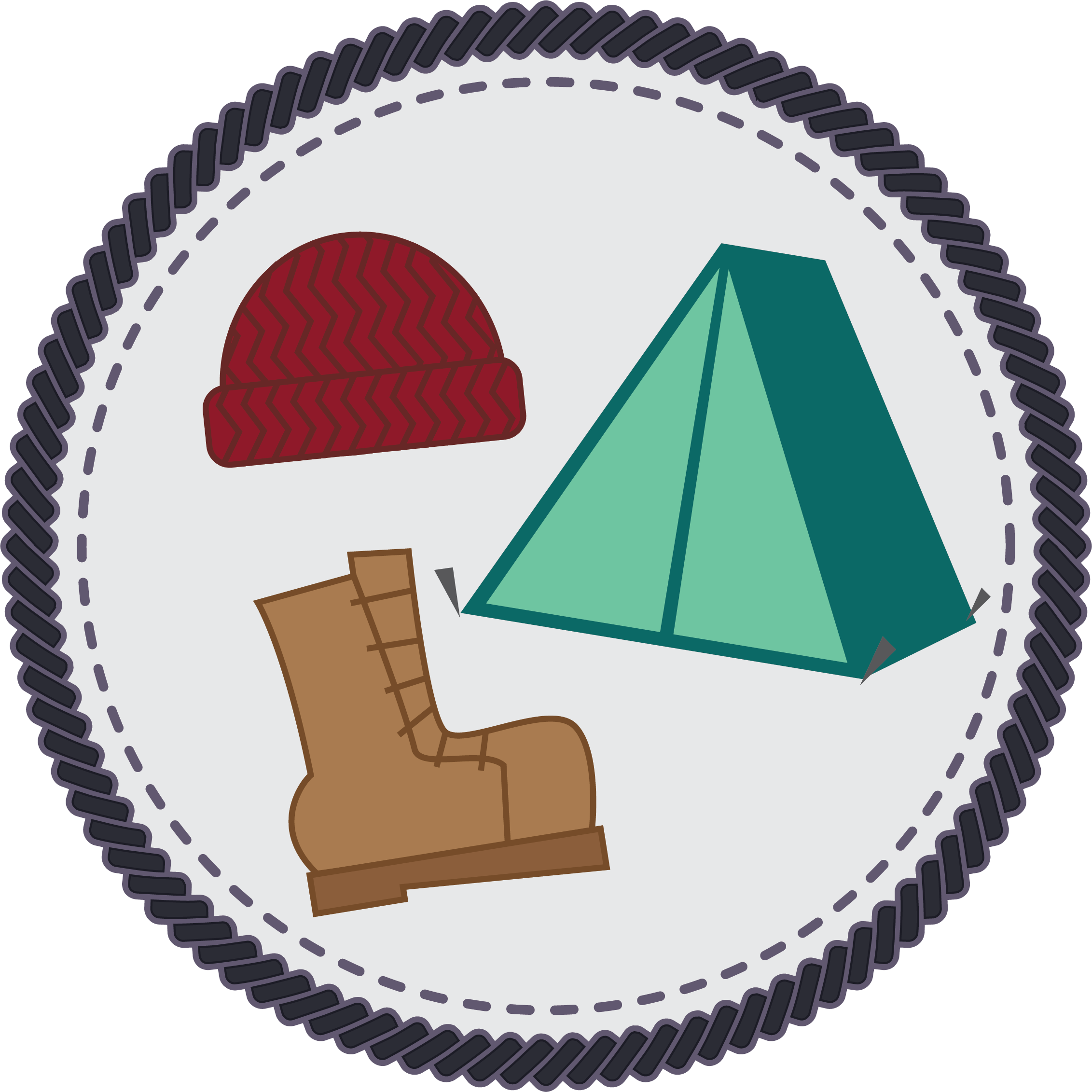 Gear Badge Icon