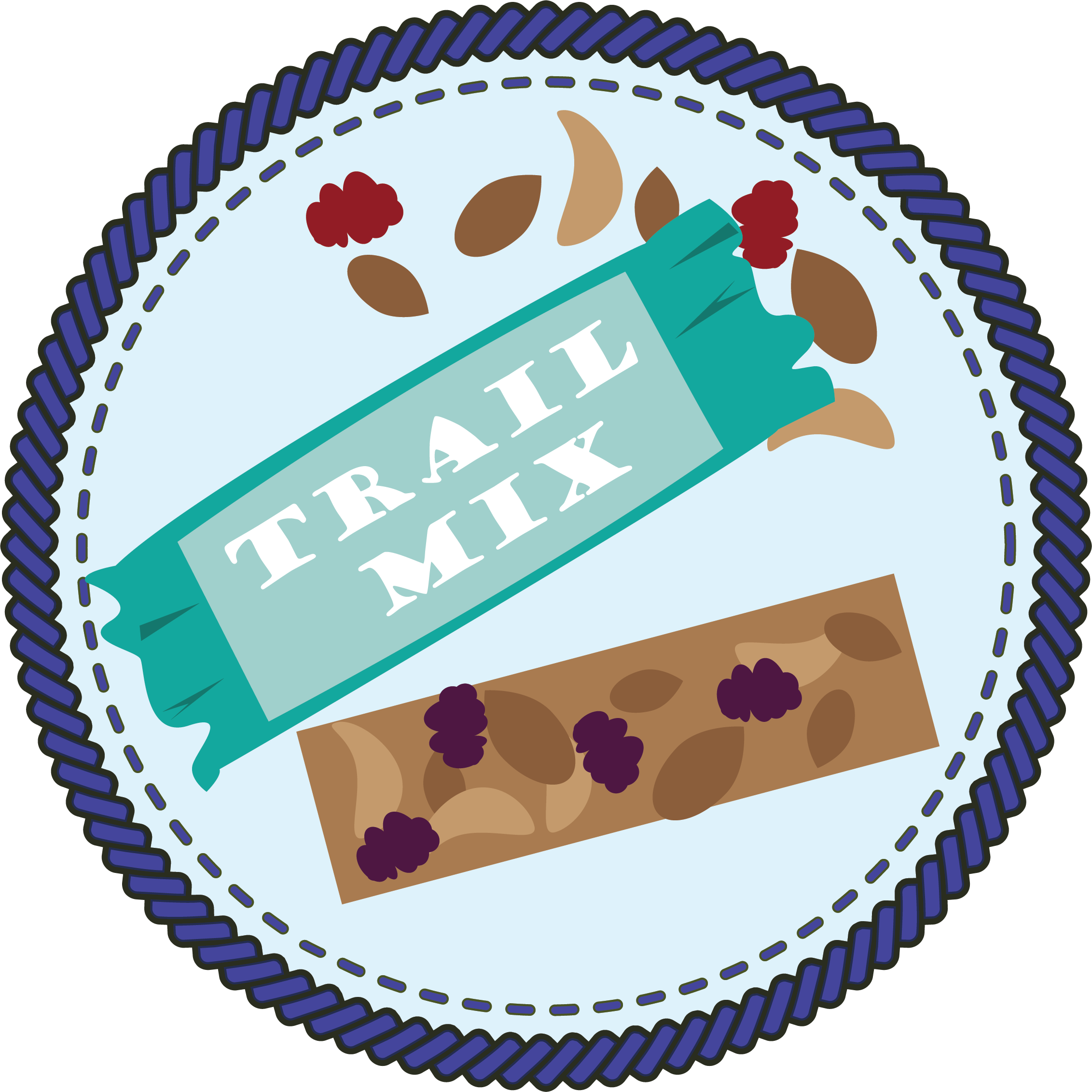 Snacks Badge Icon