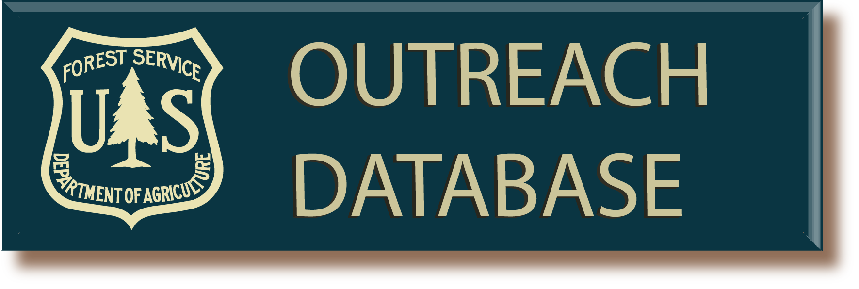 Forest Service Outreach Database